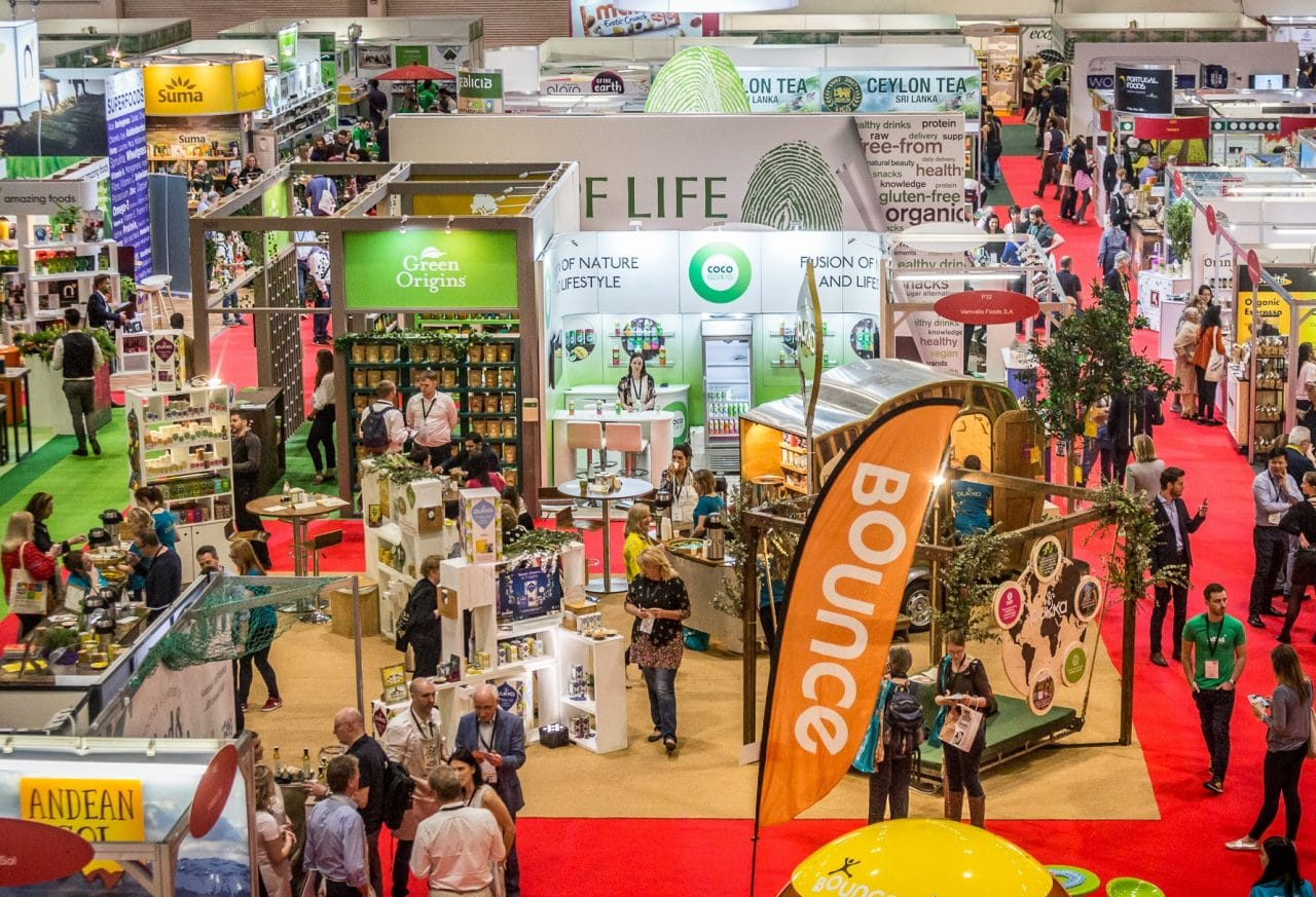 Big Buyers out in force at Natural & Organic Products Europe